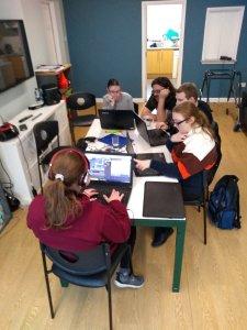 Wednesday 15th January 2020, Employability – Radio Skills and Coding
