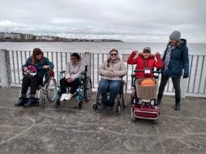 Tuesday 25th February 2020, Sports Adventure 4 – Wheelchair Experience.