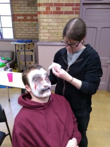 Friday 28th February 2020, Performing Arts – Scriptwriting Workshops & Movie Make-Up