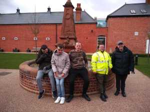 Tuesday 3rd March 2020, Community Inclusion & Volunteering – Palace Museum Newmarket.