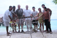 CBH coral planting 2