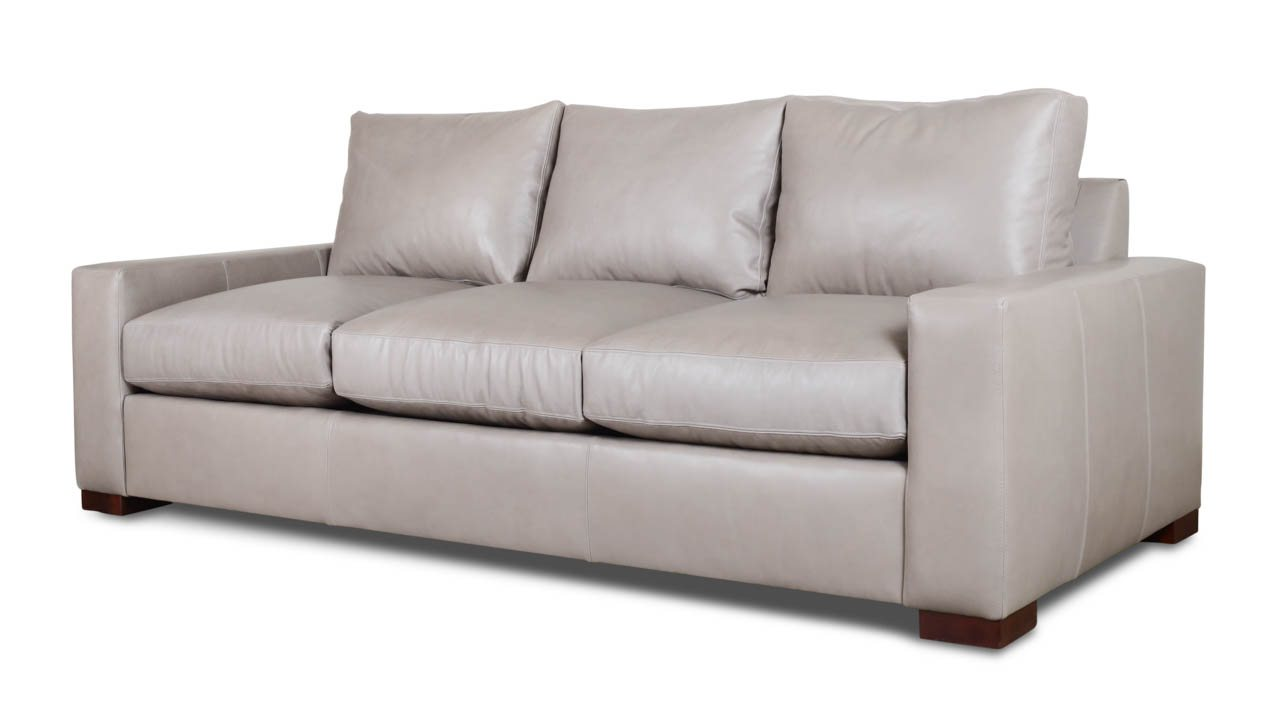 Contemporary Leather Sleeper Sofas Made In The Usa
