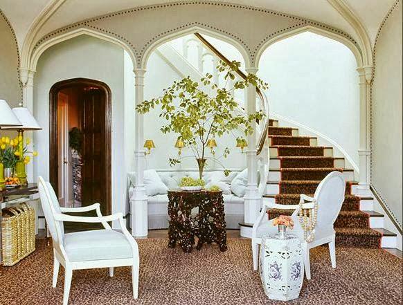 Foyer Trim Design : Foyer cococozy