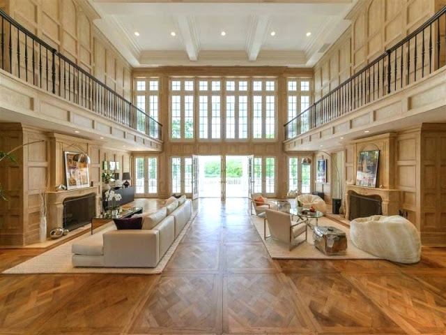 million dollar living rooms 29 million dollar hamptons estate to stage or not to 14605