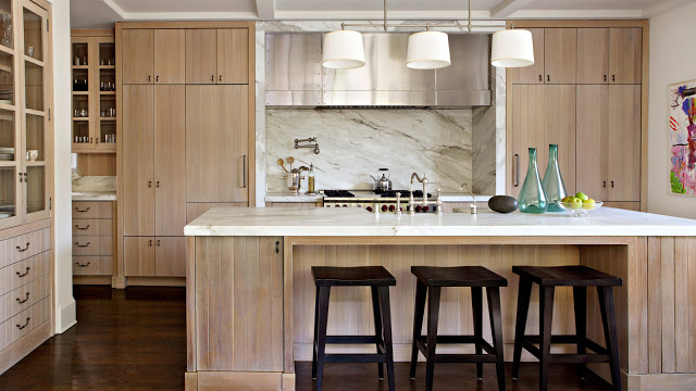 TREND ALERT - WOOD KITCHEN CABINETS | COCOCOZY