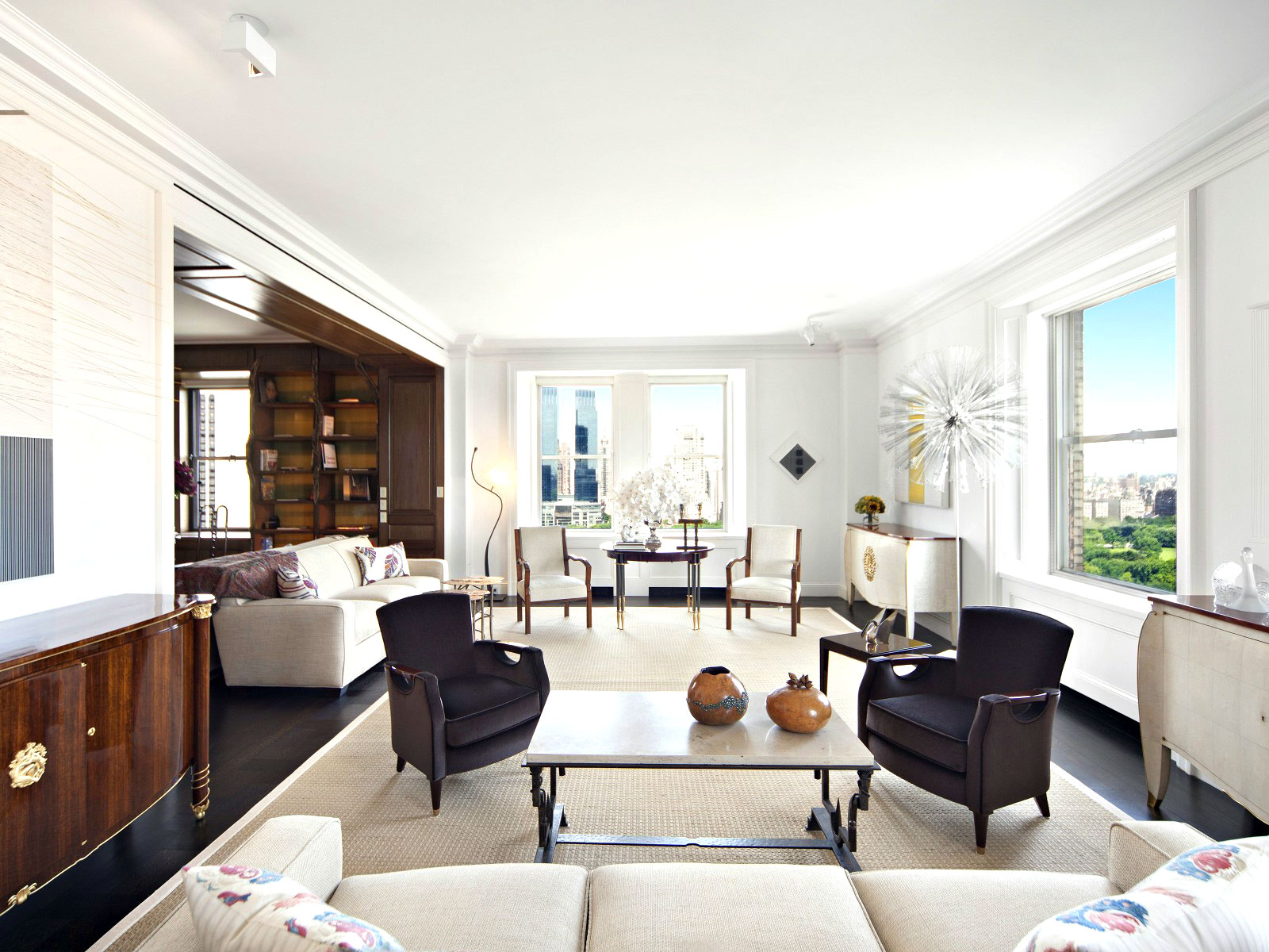 $70 MILLION DOLLAR APARTMENT IN NYC - SEE THIS HOUSE