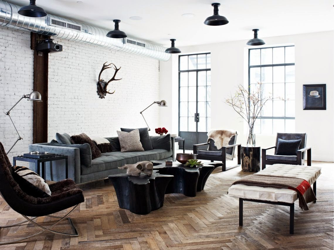 INDUSTRIAL ORGANIC NYC LOFT | COCOCOZY