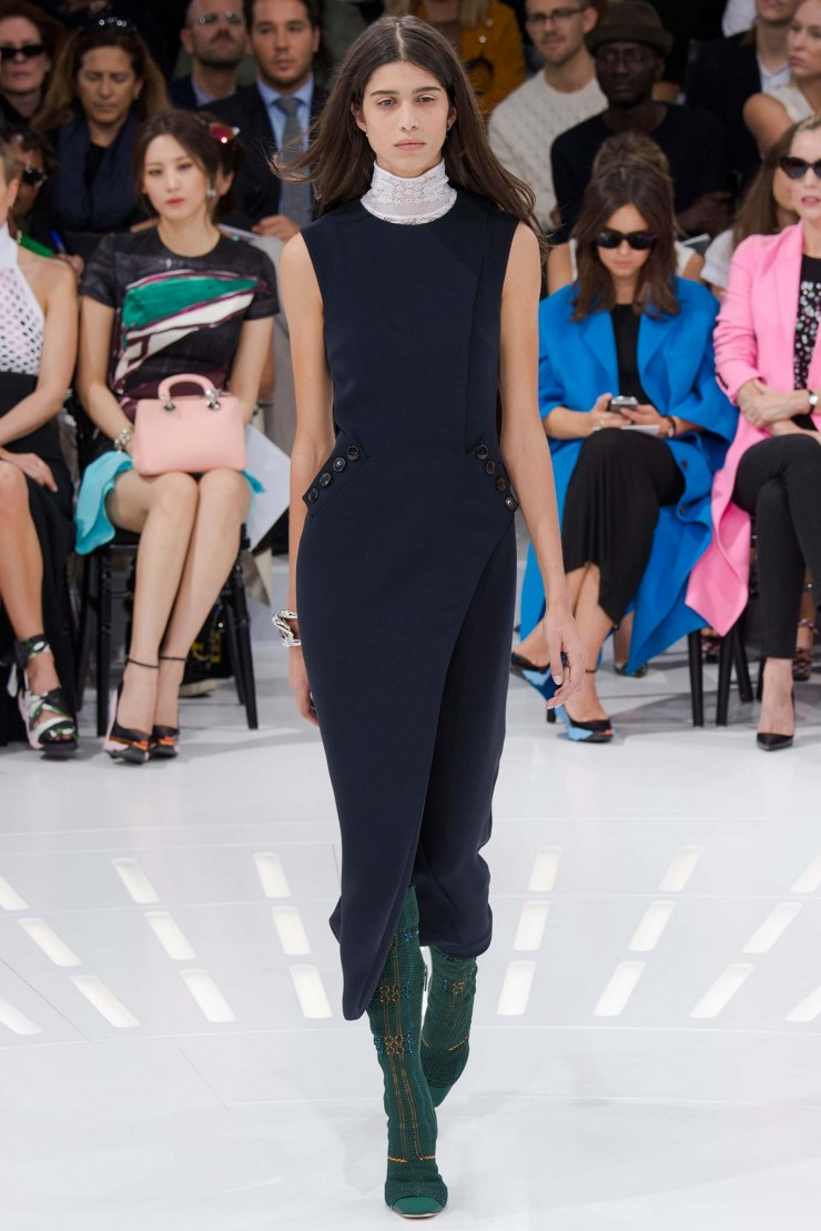 Fashion Christian Dior Spring 2015