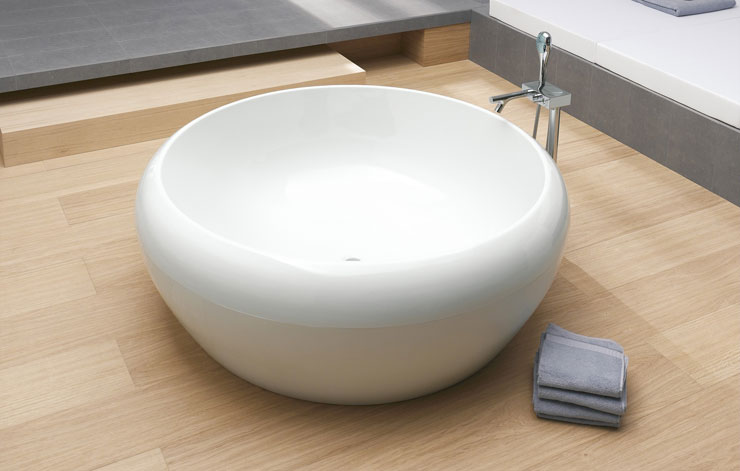 Best Freestanding Bathtubs Round Tub