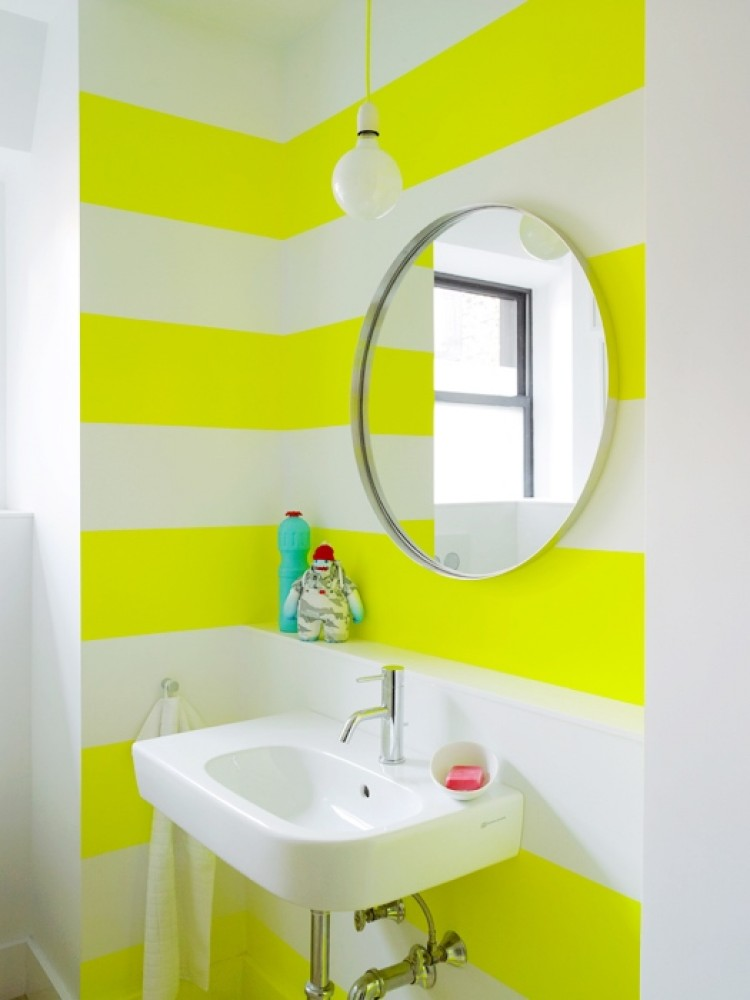 EXTREME BOLD LINES - STRIPED WALLS & FASHION