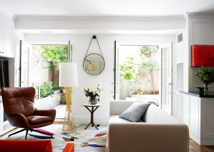 Small Apartment Decorating Ideas - Living Room Style