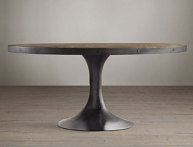Restoration Hardware - Aero Oval Dining Table - $2395 - $2495