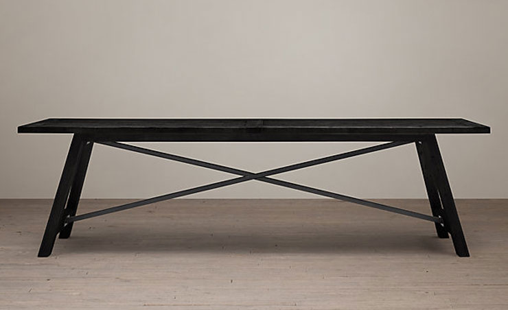 19 Modern Dining Room Tables - Metal & Wood | COCOCOZY