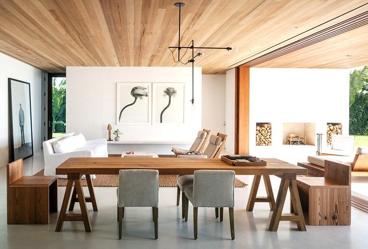 Modern Home Palm Beach Living Room Kelly Klein