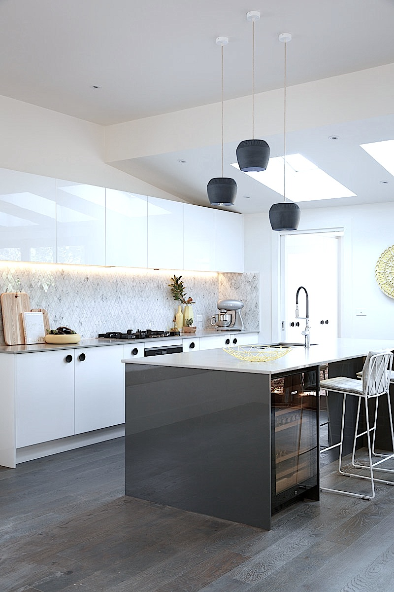 Caesarstone Kitchen Counters - 6 Chic Design Looks | COCOCOZY