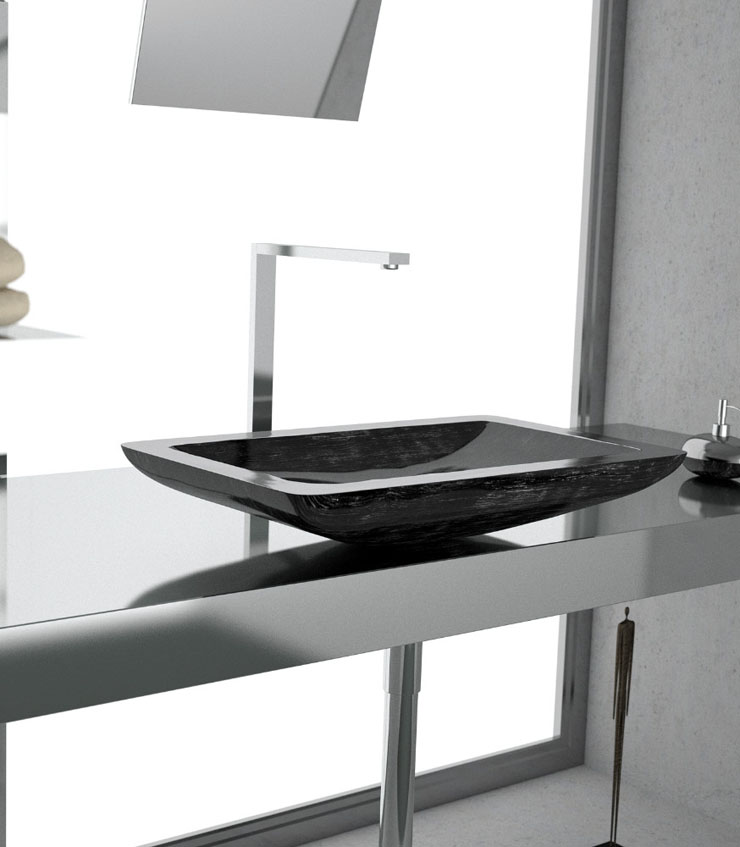 Alumix Vogue Vessel Lavatory Sink