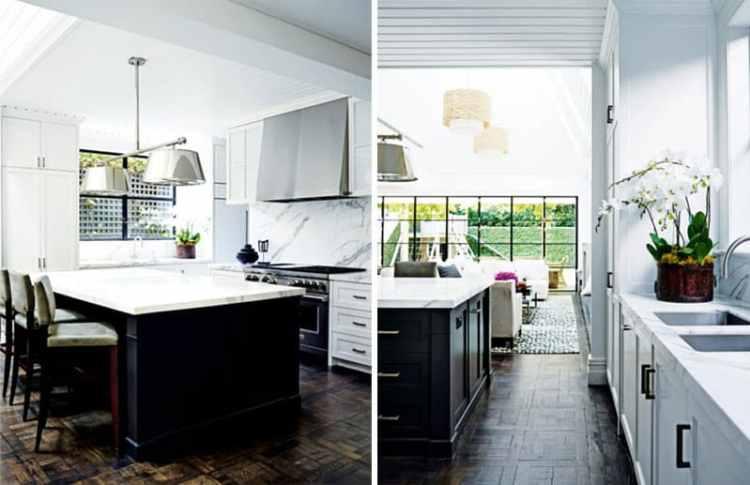 Family friendly home decor kitchen
