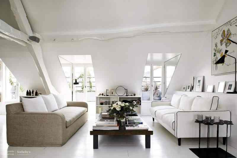 paris home for sale living room design