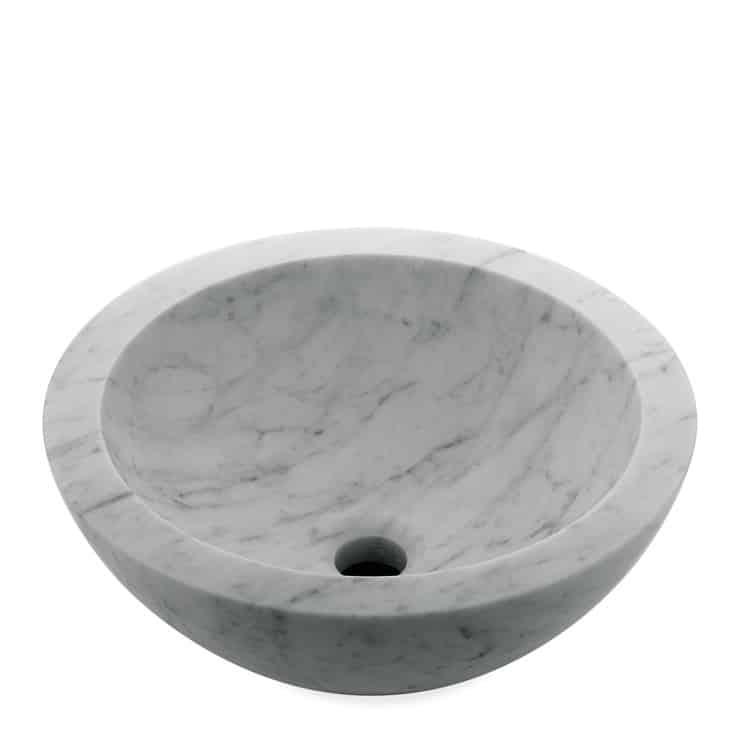Waterworks Titan Round Vessel Sink