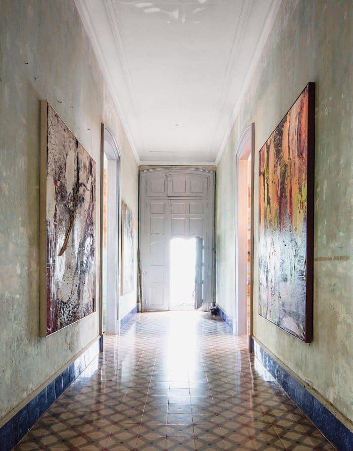 havana home grand hallway foyer cococozy