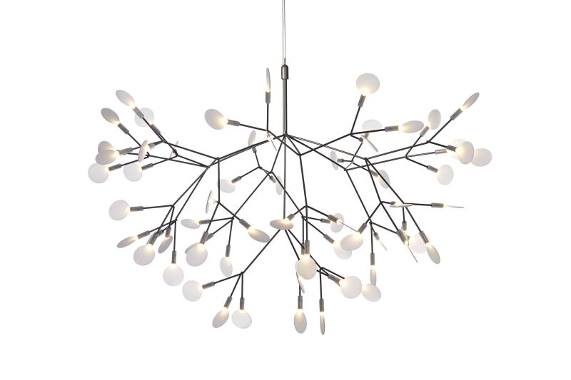 heracleum moooi pendant light cococozy modern branches leaves