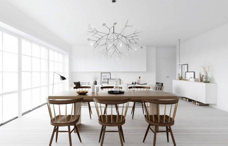 dining room lighting love - heracleum ii | cococozy