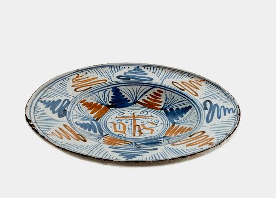 capolavori painted plate cococozy