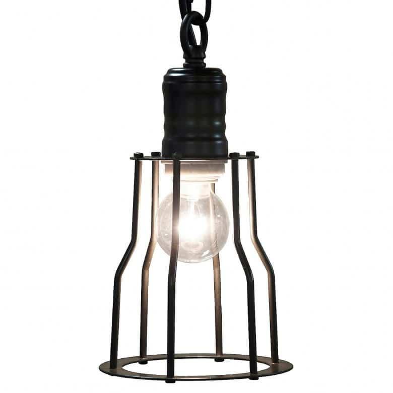 fisherman black pendant lights