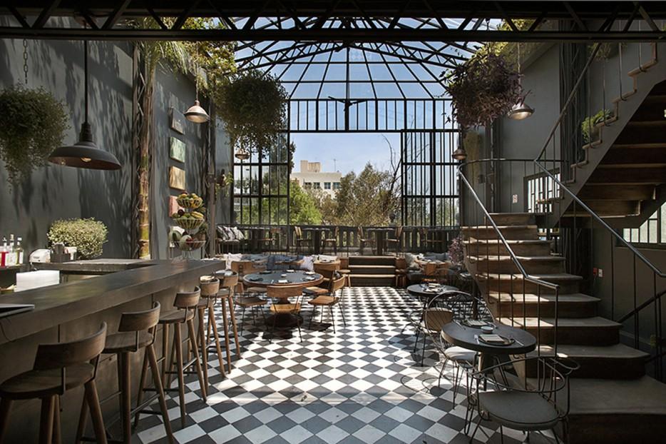 Romita Comedor Mexico City Restaurant Dining Room