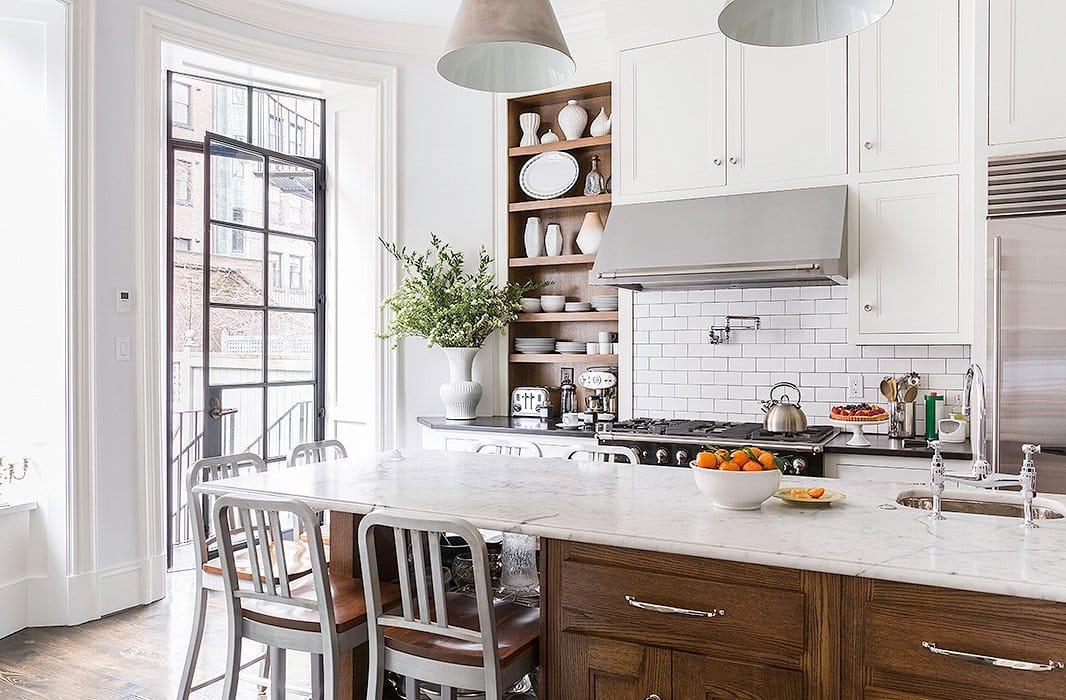 White Kitchen Design Idea Cococozy
