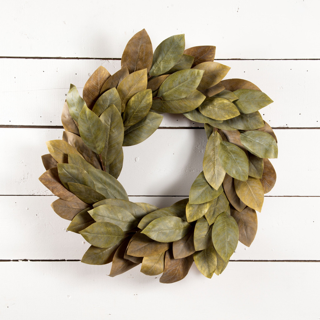Signature Magnolia Wreath Magnolia Market Cococozy The Seven