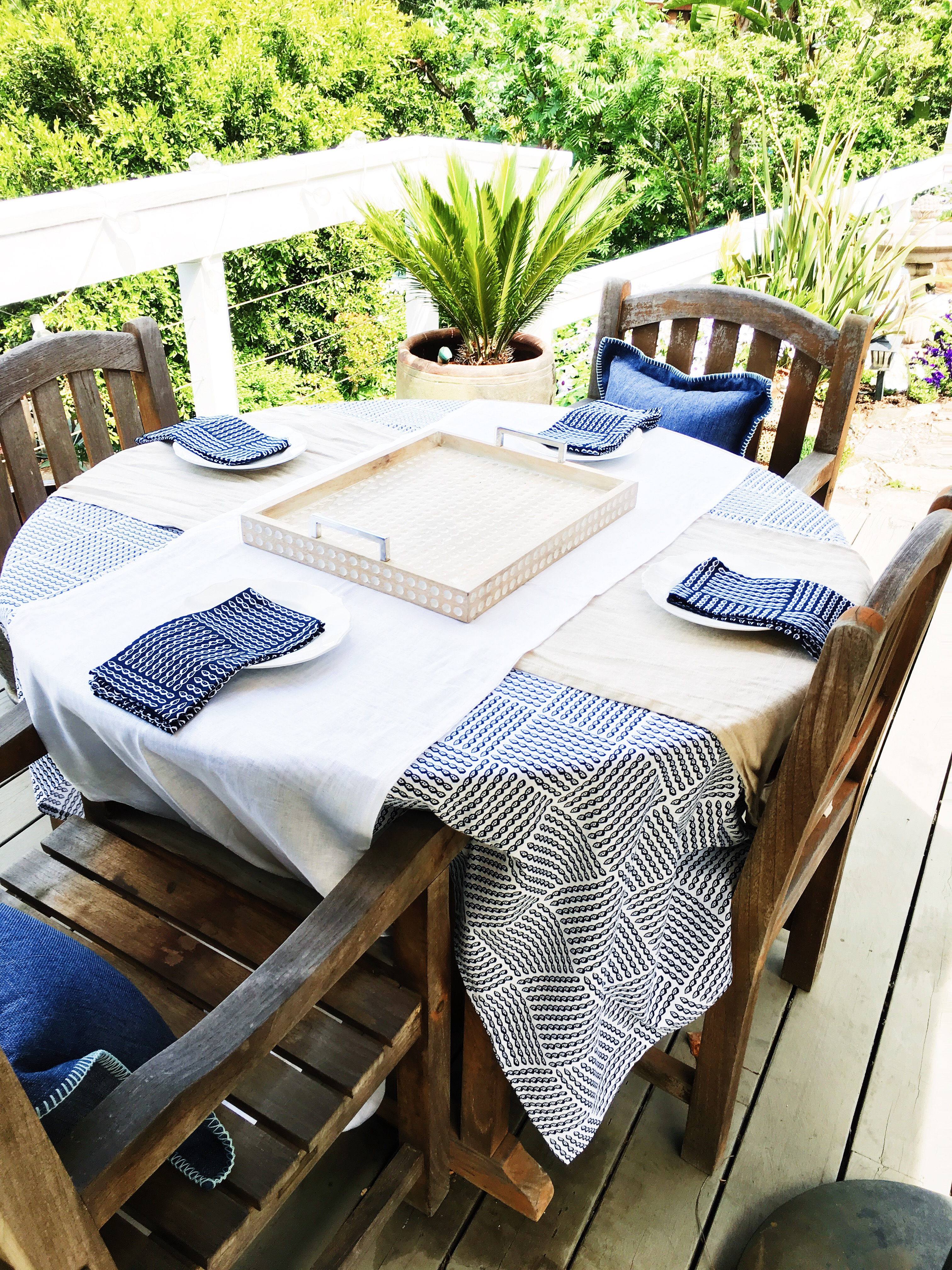 Spring Outdoor Entertaining Diy