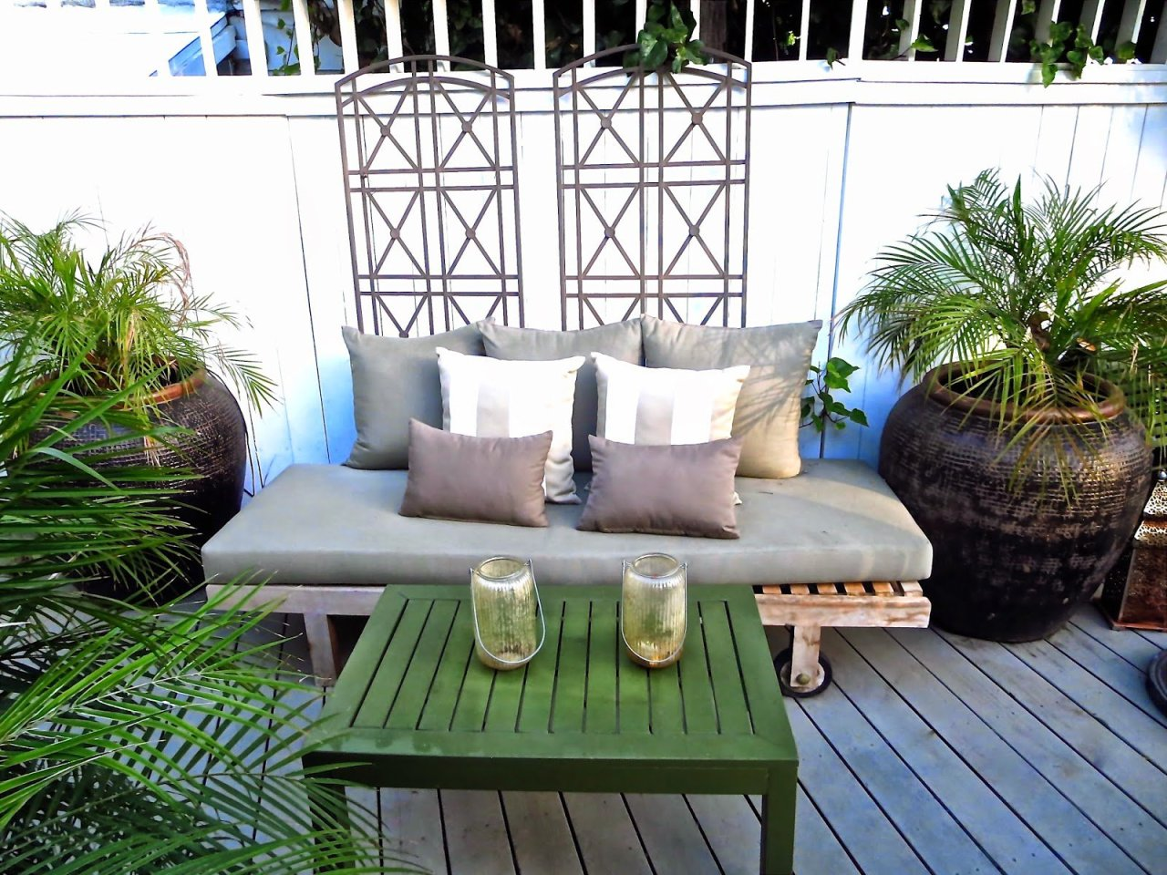 Deck Makeover 2014 Neutral
