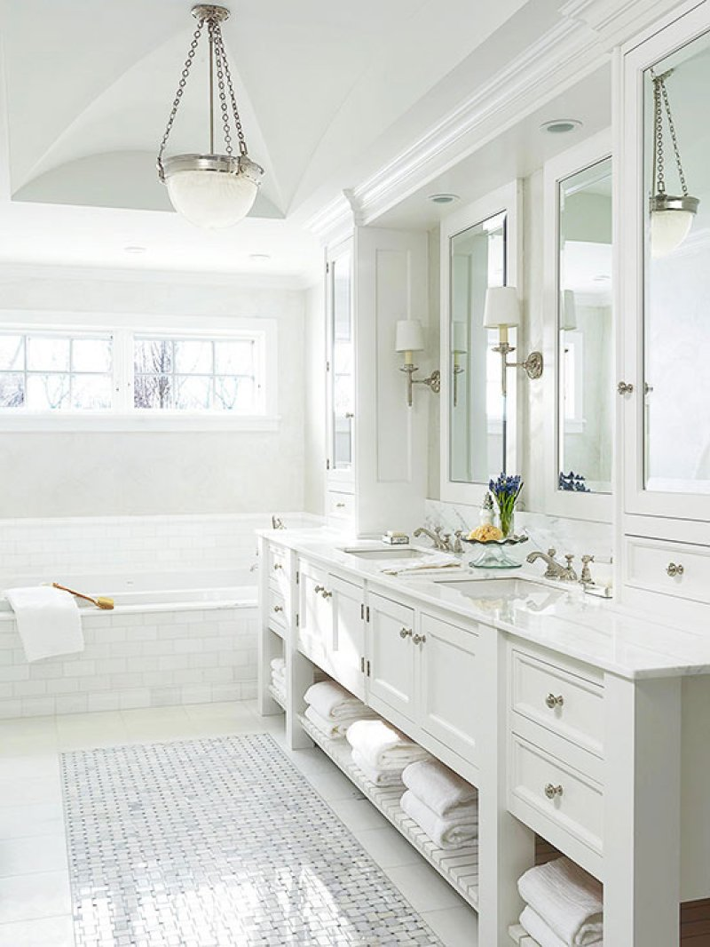 title | White Bathroom Ideas