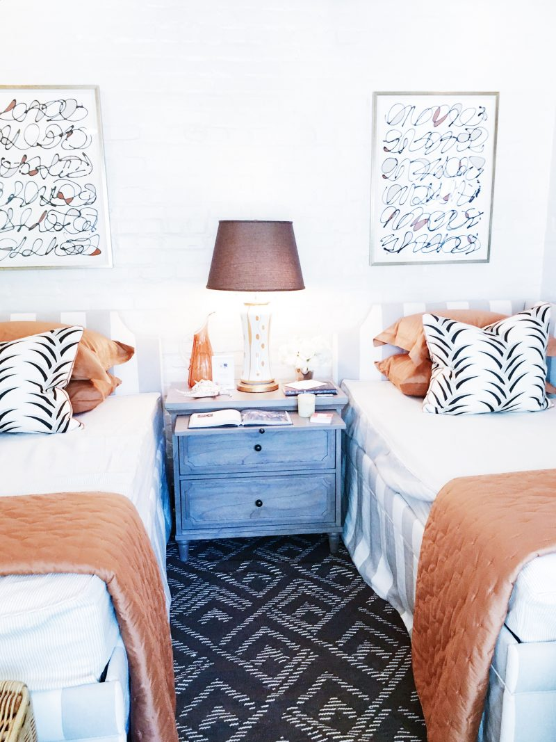 Rooms: Fashion Inspired Guest Room