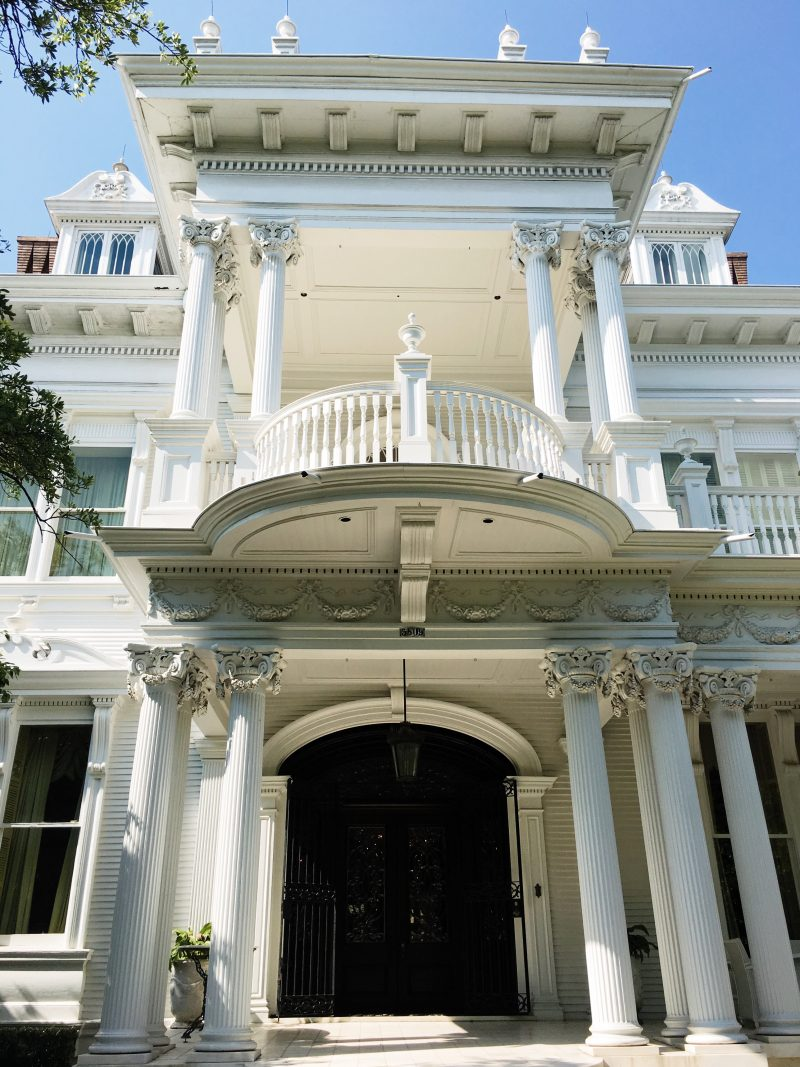 New Orleans Moments Southern Style Mansion St Charles Ave Cococozy