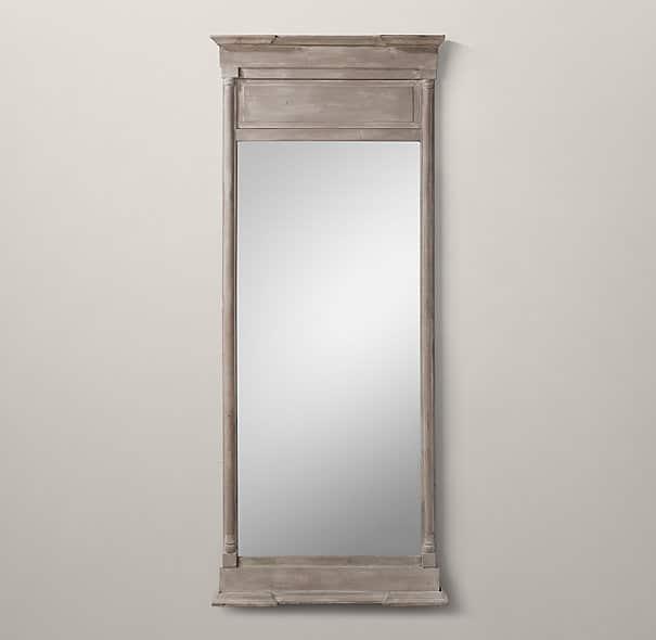 Restoration Hardware Trumeau Mirror. $296