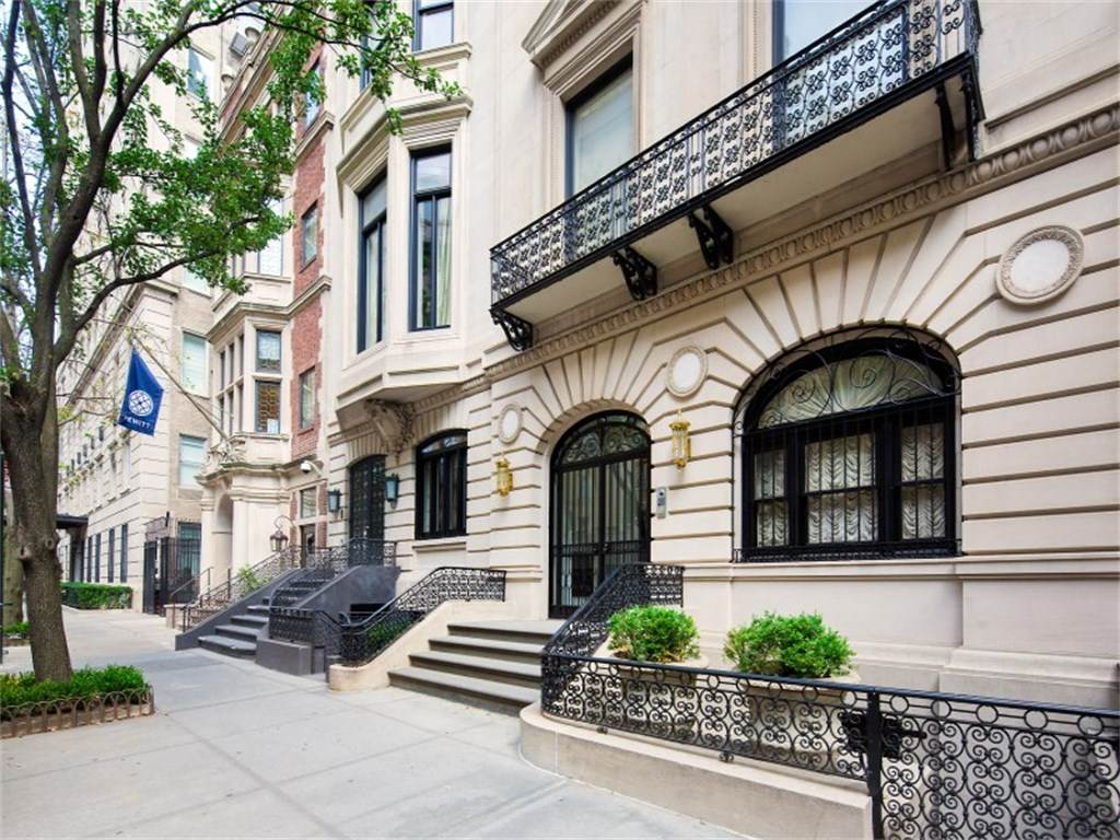 Nyc upper east side townhouse 55 million dollars cococozy for Townhomes for sale in nyc