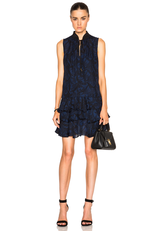 Derek Lam Little Blue Dress