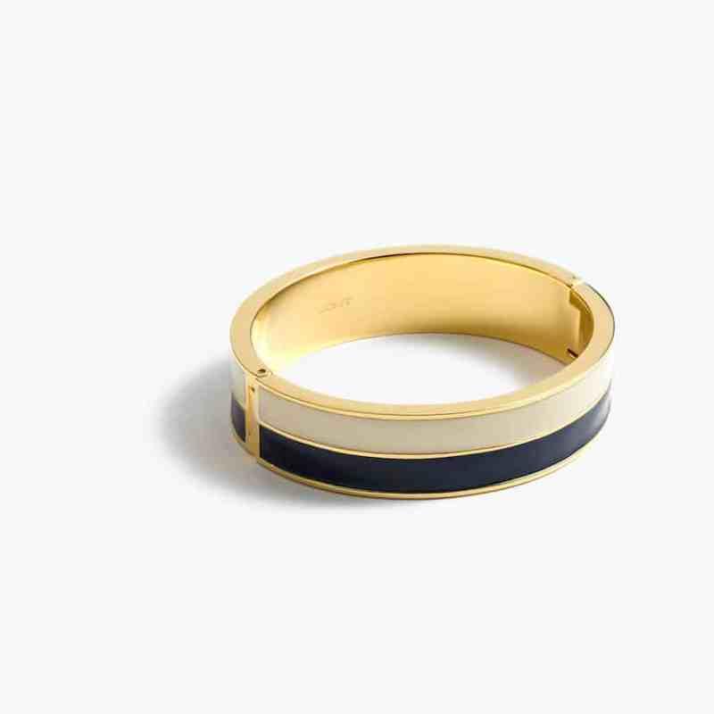 JCrew Double Enamel Bracelet