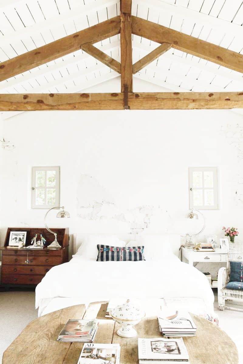 Narrow Bedroom Inspiration