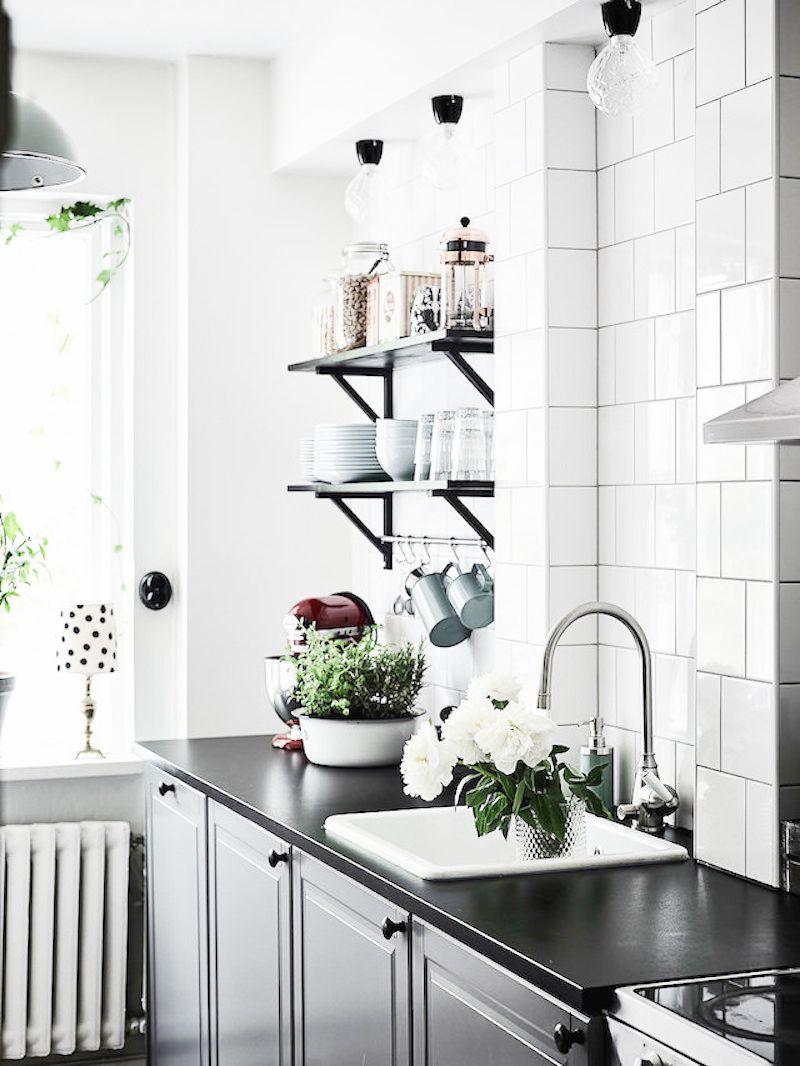 Black Countertops | COCOCOZY