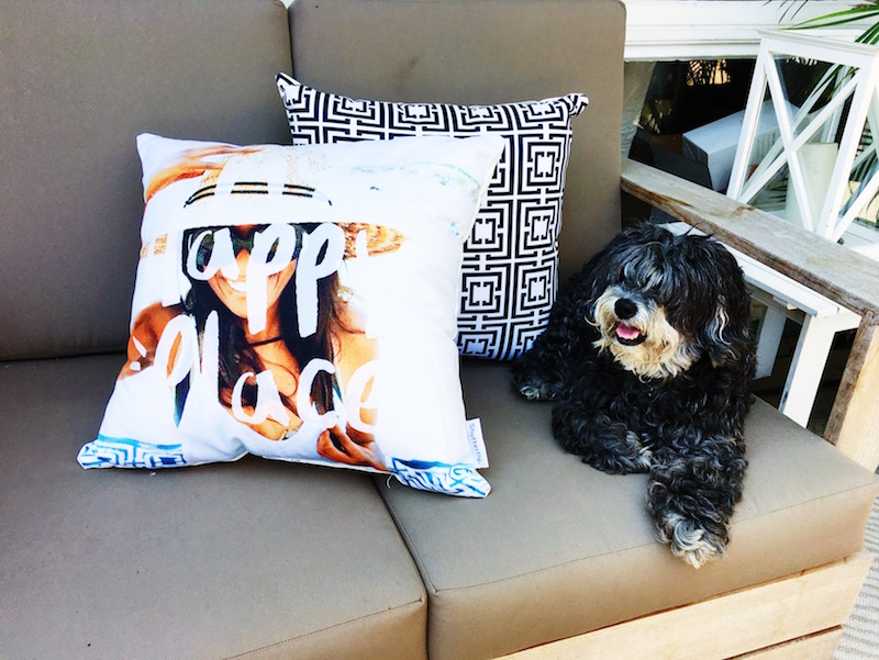 summer outdoor wine bar shutterfly cococozy pillow