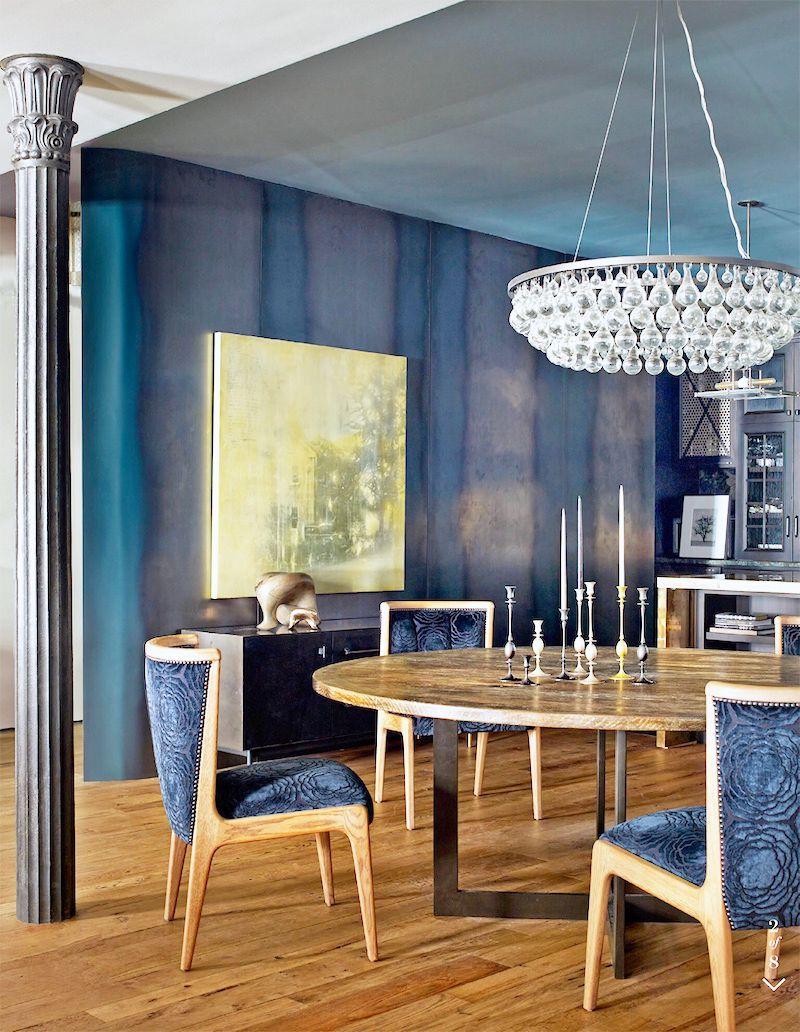 chrissy tiegan john legend apartment ochre chandelier