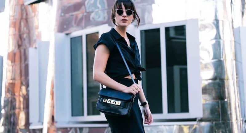 baisic apparel black purse instagram favorites