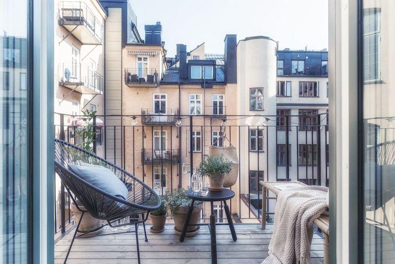 sweden home outdoor patio