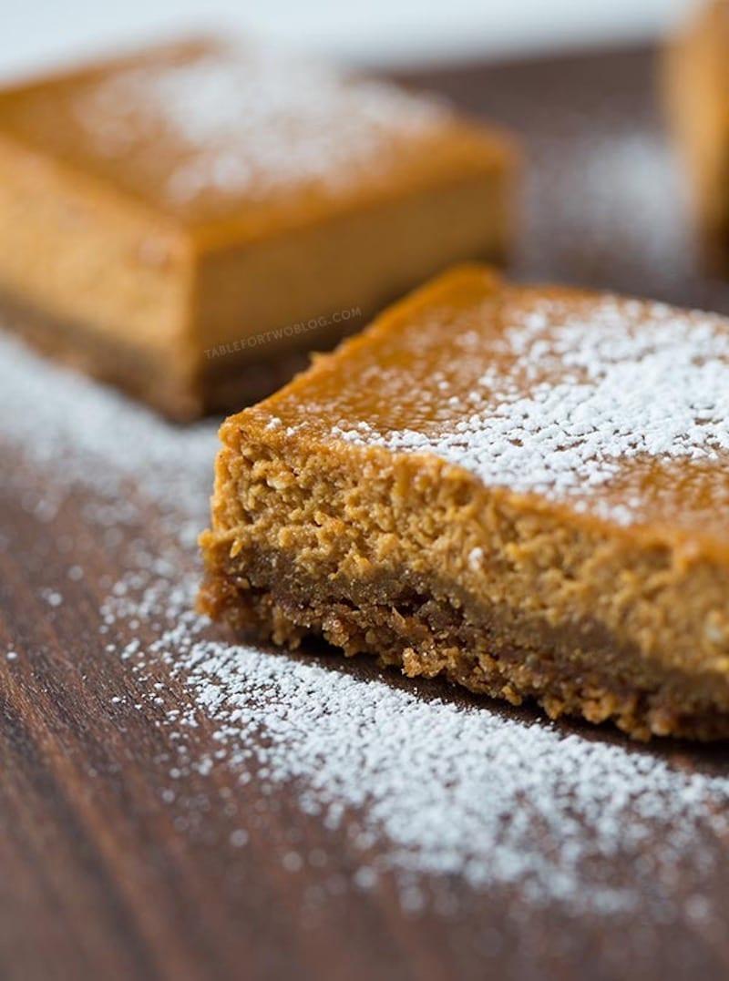 pumpkin-cheesecake-recipes-bars