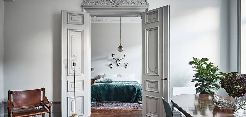 13 Beautiful Double Doors