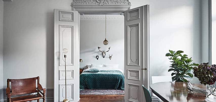 & 13 Beautiful Double Doors | COCOCOZY