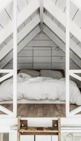 8 Cozy Bedroom Attic Lofts Cococozy